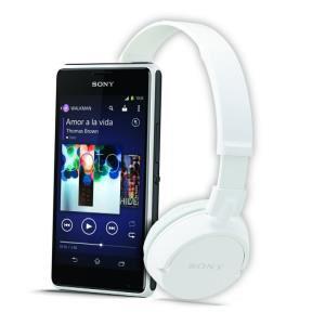 Smartphone Sony Xperia E1 + Casque (Avec ODR de 40€)