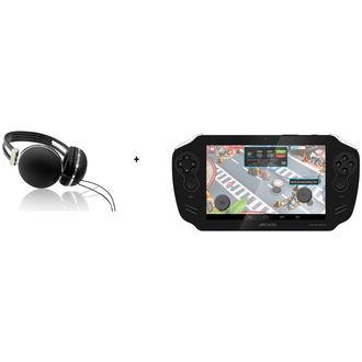 Tablette Archos GamePad 2 16go + Casque Headphone