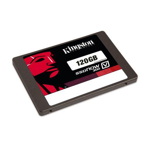 Disque SSD Kingston SSDNow V300 120 Go - SATA III