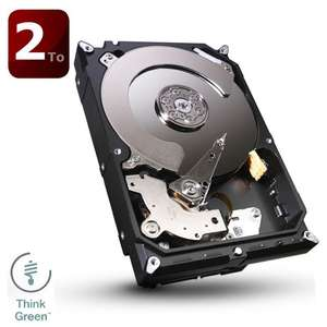 "Week-end Gaming: Promotion sur une sélection d'articles - Ex : Disque dur interne 3.5"" Seagate Barracuda 2To"