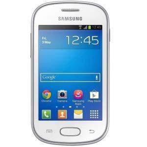 "Smartphone 3.5"" Samsung Galaxy Fame Lite - Blanc (Avec ODR 30€)"