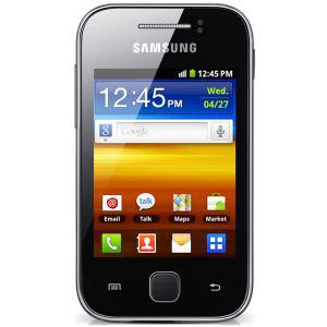 Smartphone Samsung Galaxy Y - Blanc ou noir (avec ODR 30€)