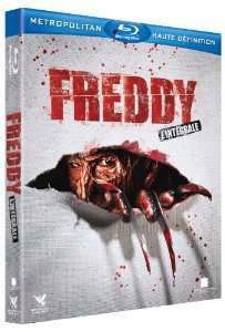 Coffret Blu-ray : Freddy - L'intégrale