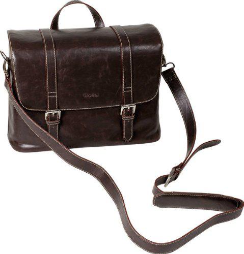 Sacoche Rollei vintage et simili-cuir pour appareil photo Reflex