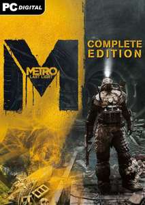 Metro Last Light Complete Edition sur PC/Mac/Linux