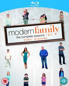 Coffret Blu-ray Modern Family - Saisons 1 & 2