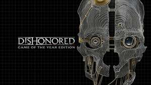 Jeu Dishonored GOTY sur PC (Steam)