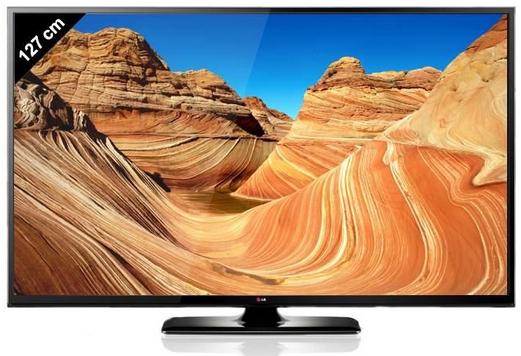 """TV Plasma 50"""" LG 50PB5600 Full HD"""