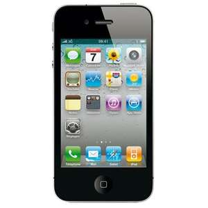Apple iPhone 4 8 Go - Occasion