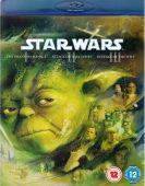 Coffret Blu-Ray Trilogy Star Wars: Episodes I-III