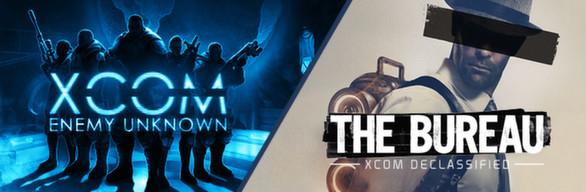 Bundle XCOM : Enemy Unknown + The Bureau: XCOM Declassified sur PC