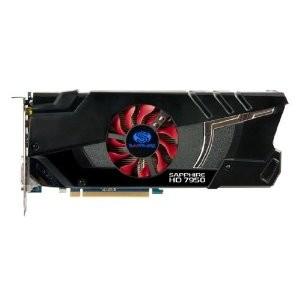 Carte graphique ATI Sapphire 11196-01-40G Radeon HD 7950 3 Go