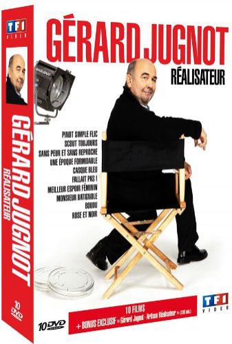 Coffret Gérard Jugnot réalisateur - 10 DVD