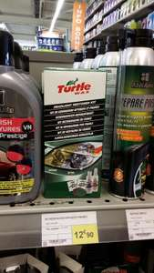 Rénovateur phares Turtle Wax 1830810 FG6690 Headlight Restorer Kit
