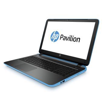 "PC Portable HP Pavilion 15p029NF 15.6"" Bleu - i7, GeForce 840M 2Go, 6Go RAM"