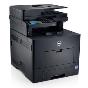 Imprimante Dell Laser Couleur Multifonction C2665DNF