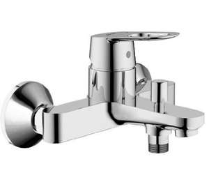 Mitigeur Bain douche mural Grohe BauLoop 23341000 (Import Allemagne)