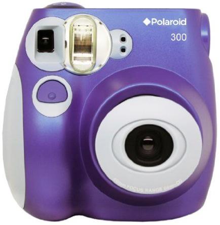 Appareil photo à impression instantanée Polaroid P300 - Violet