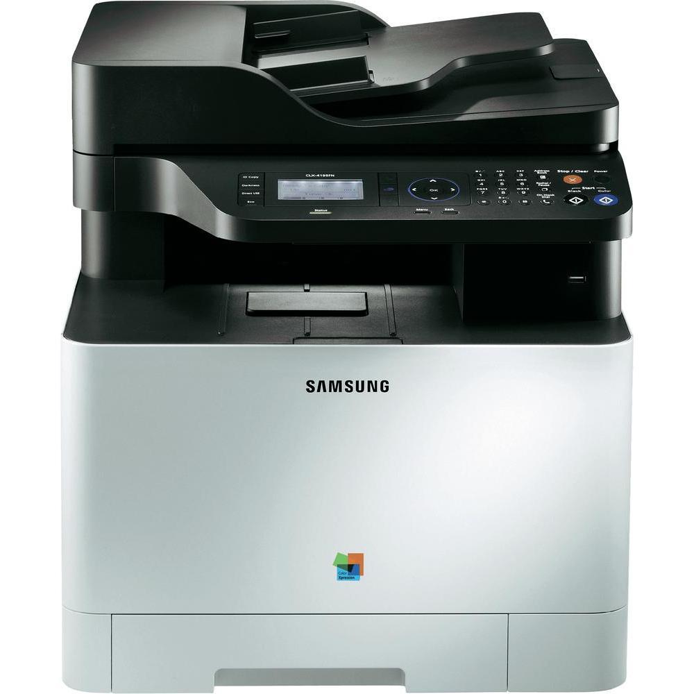 Imprimante couleur laser multifonctions Samsung CLX 4195FN
