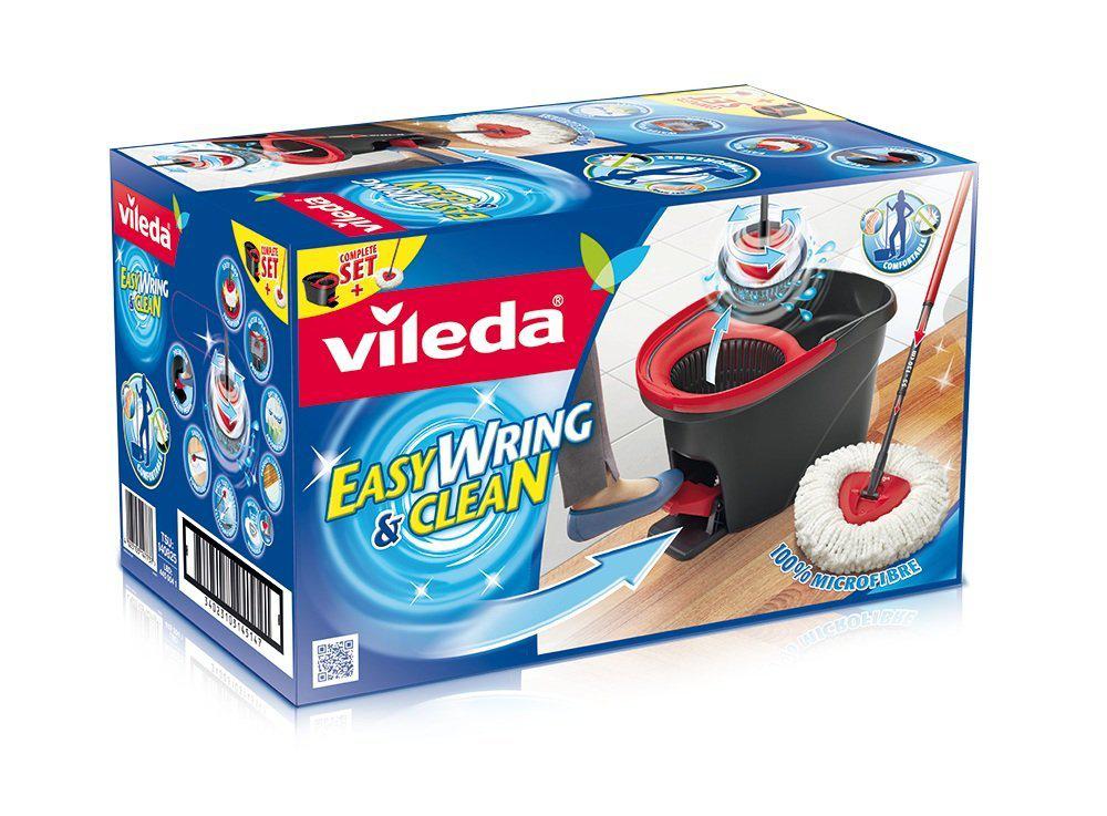 Ensemble de nettoyage Vileda Wring and clean