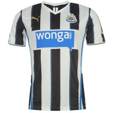[Maj] Maillot de foot Puma Newcastle United Home 2013 2014