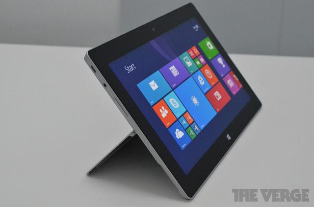 Tablette Microsoft Surface 2 Windows RT