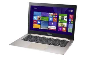 "PC Portable Asus Zenbook UX303LN-DQ198H - i5, GT840, 13.3"" Tactile QHD+, 4Go RAM, 1To HDD"