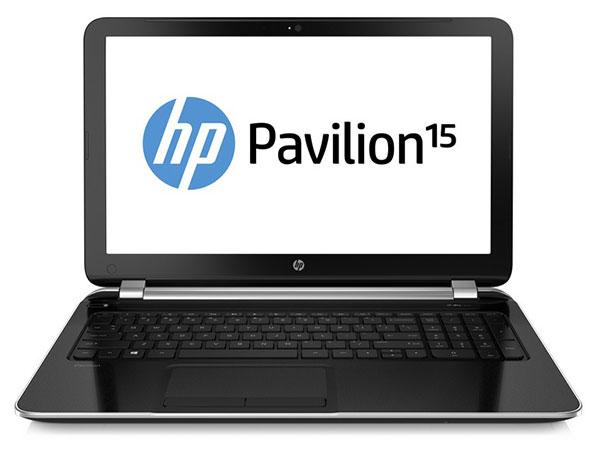 PC Portable 15,6'' Pavilion 15-N202SF (i5-4200U 1,6 GHz, 750 Go, 4 Go) + Imprimante HP Envy 4500 + Souris HP + Bon d'achat de 100€ valable dès 150€,