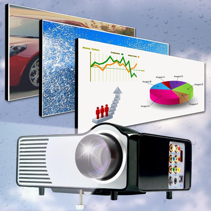Vidéoprojecteur MediaLy 3D LED G150 HDMI