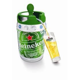 2 Fûts de Bière Heineken 5L