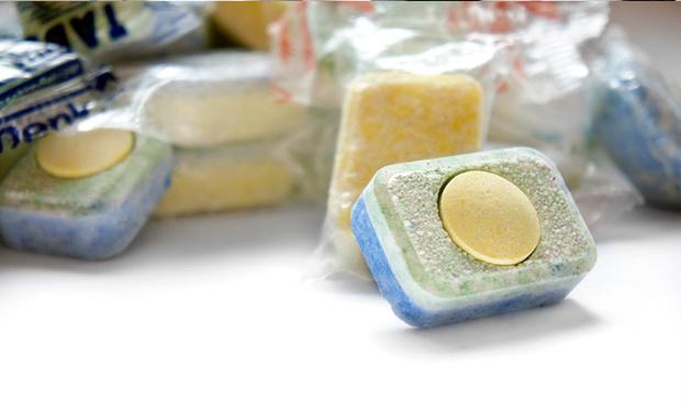 500 tablettes de lave vaisselle