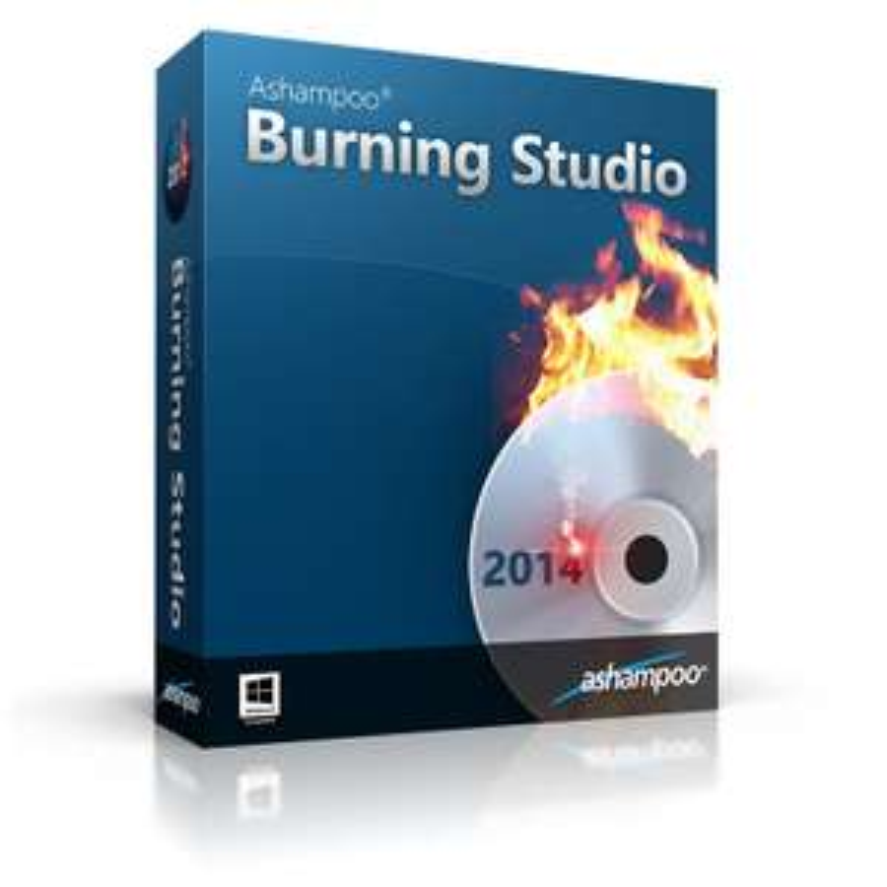 Logiciel Ashampoo Burning Studio 2014 gratuit sur PC