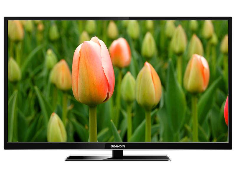 """Téléviseur LED 40"""" Grandin LD40C17 1080P"""
