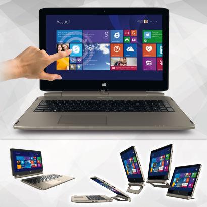 Ordinateur/Tablette Medion Akoya S6214T