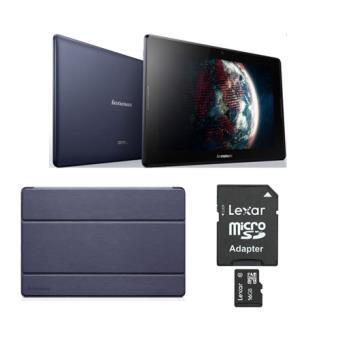 """[Adhérents] Tablette 10.1"""" Lenovo A10-70 16Go + Cover + Carte SD 16 Go (avec ODR 30€)"""