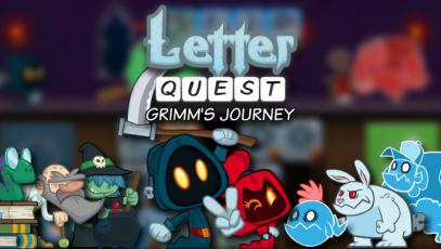 Letter Quest: Grimm's Journey sur PC/Mac (Dématérialisé)