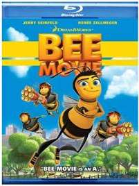 Bee movie - drôle d'abeille en Blu-Ray