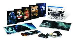 Coffret Blu-ray La Trilogie The Dark Knight - Edition limitée collector