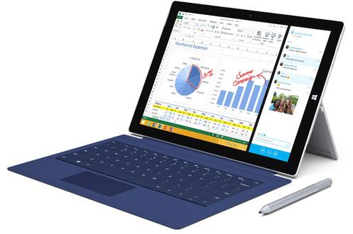 Tablette Microsoft Surface Pro 3 64 Go
