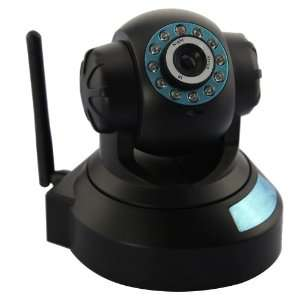 Caméra de Surveillance IP WiFi motorisée DDNS IR MJPEG 2-Way audio