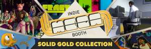 Indie Megabooth - Solid Gold Collection : 6 jeux PC (Hotline Miami, Guacamelee! Gold Edition...)