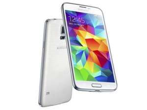 Smartphone Samsung Galaxy S5 MINI Blanc (Shimmery White)