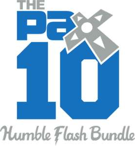 Humble Flash Bundle - PAX 10 (4 jeux PC)