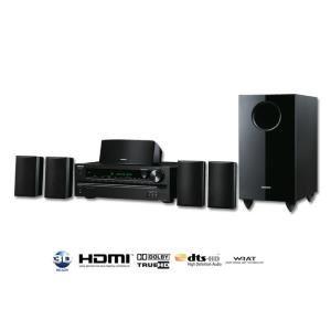 Home cinéma 5.1 Onkyo HT-S3505 Noir