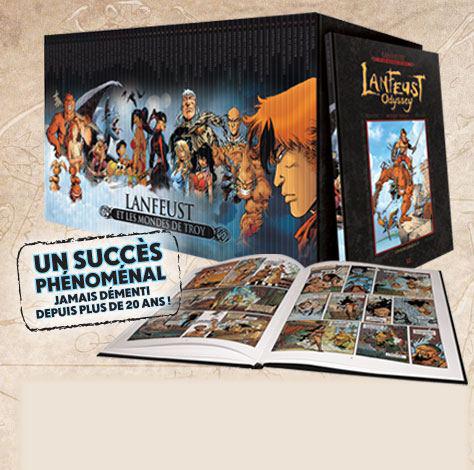 Collection : Lanfeust et les Mondes de Troy - 64 Volumes (étalé sur 2 ans)