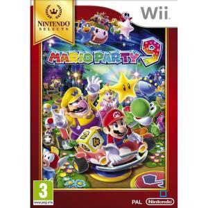 Mario Party 9 Selects sur Wii / livraison gratuite