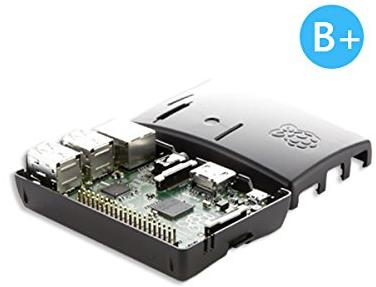 Nouveau Raspberry Pi Modele B+ 512Mo avec boitier