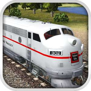 Application Trainz Driver gratuite sur iOS (au lieu de 2.69€)