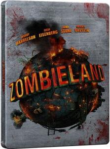 Blu-Ray Steelbook Zombieland