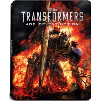 Pré-commande [Adhérents] Blu-ray Steelbook Transformers L'Age De L'extinction (+5€ sur compte fidélité)